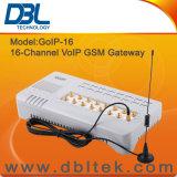 16 SIMのカードのGoIP GSMのゲートウェイGoIP16