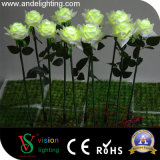 LED Rose Artificial Flowers Lights
