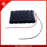 Pilha recarregável 3.7V 18650 15,6 ah i2c Comunicação Bateria de iões de lítio para sistema de GPS