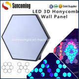 Exterior Impermeable IP 67 LED 3D de fondo del panel de pared