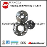 Bride borgne modifiée de l'acier du carbone ASME/ANSI