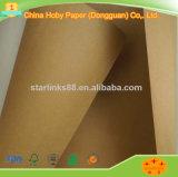 Brown Kraft Liner for Carton Boxes Proveedor de China de forma de papel con precio barato y alta calidad