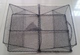 [فيش نت] - سريان [بسكت-كرب] شبكة - صيد سمك [تكلس-فيشينغ] تجهيز [ب020]