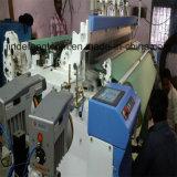 2-4カラーカム力織機のShuttleless空気ジェット機の編む機械
