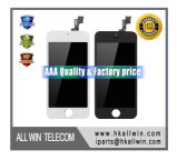 Экран LCD черни/сотового телефона для индикации LCD касания iPhone 5/5c/5s
