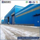 China acero prefabricados taller con una instalación rápida (estructura de acero)