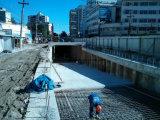 Pvc van de Leverancier Mambrane van China Waterdicht voor het Project van de Tunnel