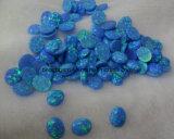 Blauw Gecreërd Opaal voor Juwelen