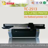 Adornamiento de la impresora plana ULTRAVIOLETA de la prensa de la inyección de tinta de la maquinaria
