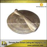 Placa de válvula de borboleta de bronze personalizada OEM