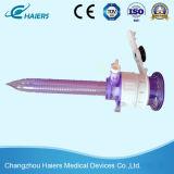 WegwerfLaparoscopic Trocar ohne Schaufel für Abdominal- Chirurgie