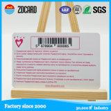 Novos produtos Número de jato de tinta Smart Card