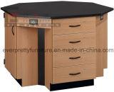 熱い専門化学実験室表の家具セット