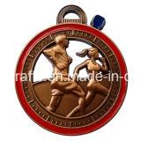 Medalha Esportiva Factory Custom3d, Fornecer Desenho de Arte Livre