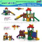 子供の演劇(HD-W-473-20)のための幼稚園の完全なプラスチックスライド