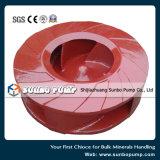 Peças sobressalentes molhadas de liga de cromo alto / acessórios de desgaste com resistência ao desgaste