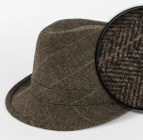 Шлем Tribly Fedora шерстей способа 100%