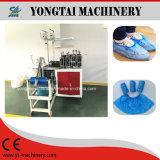 Chanclos plásticos disponibles automáticos ultrasónicos que hacen la máquina
