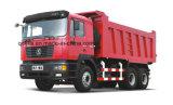 China Truck Dumper 10 6X4 VEÍCULO DE CARGA DE PNEUS PARA VENDA
