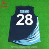 Le Design de Mode Sportswear Healong impression en sublimation Afl Vest