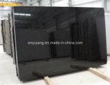 Tegel van het Graniet Shanxi van de lage Prijs de Absolute Zwarte voor het Bedekken /Countertop