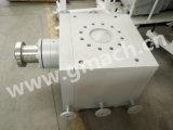 Pompe doseuse pompe à engrenages pompe Melt pour Animaux ligne d'extrusion
