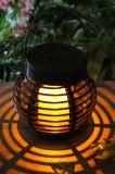 태양 등나무 램프