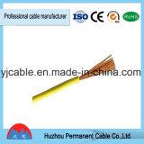 Câble isolé par PVC de la fabrication rv en Chine