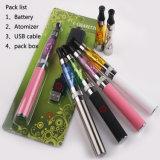 Sigaretta elettronica della varia di colori del kit di EGO Ce4 bolla di EGO