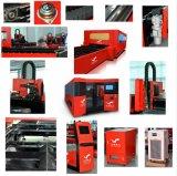 500watt cortador do laser da fibra de 700 watts para metais da estaca 0.5-6mm