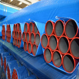 Fire ProtectionのためのHDG Painted Grooved Steel Pipe