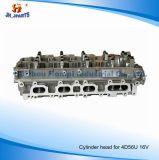 차는 미츠비시 4D56u 1005b453 1005A560 908519를 위한 실린더 해드를 분해한다