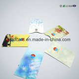 Notwendige Aluminiumfolie RFID, die Kartenhalter-Hülse blockt