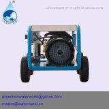 Влажная обработка машины с поршня высокого давления насоса воды