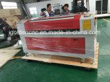 2ヘッド100W二酸化炭素レーザーの打抜き機(IGL-1610)