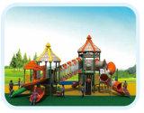 Crianças ao ar livre Playsets HD-Tsk003 do campo de jogos do projeto novo
