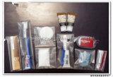 Automatisches Wegwerfhotel gibt Verpackungsmaschine Horiaontal Verpackungs-Maschine an