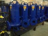 Tipo bomba de Wq da alta qualidade de água de esgoto submergível feita em China