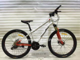 高品質のShimano 30s MTBのバイク、合金フレーム、