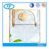 Avental plástico do PE da multi cor para adultos
