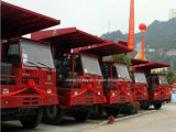 40 de Vrachtwagen van de Mijnbouw van de Strijder van de ton HOWO