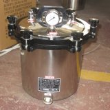 Selbst-Steuerung beweglicher Druck-Dampf-Sterilisator 18/24L