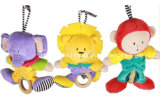 New Design Stuffed Baby Music Pull Animal Toy