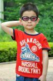 L'été coloré du garçon T-Shirt à manches courtes Kid's usure BT12