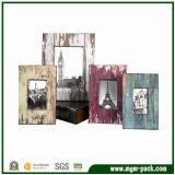 L'Art en bois rétro spécial pour la décoration Cadre photo