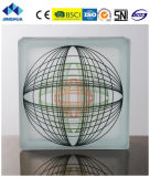 Jinghua artístico de alta calidad P-053 de la pintura de ladrillo y bloque de vidrio