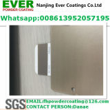 Aerosol de color beige perla del color de recubrimiento en polvo electrostático Ral1035