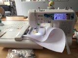 Домашняя вышивка пользы и швейная машина для малого магазина