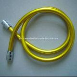 Брызга давления PVC пластмассы шланг ливня воздуха высокого гибкий для трубы шланга для подачи воздуха индустрии