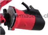 Chorreadora eléctrica Dys-700c de la mampostería seca del pulidor de la pared de Girrafe con dos pistas